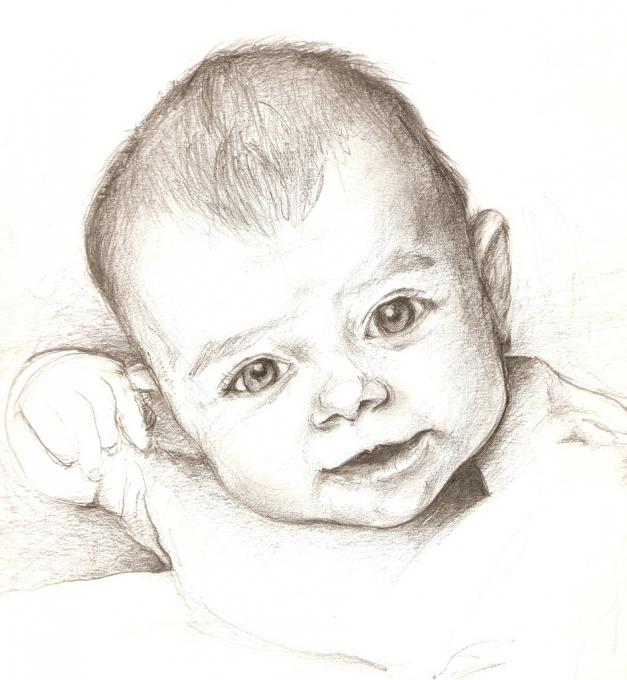 Baby My Family Drawings Pictures Drawings Ideas For Kids Easy