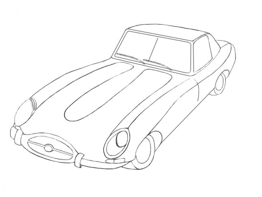 Jaguar Types Drawings Drawings Pictures Drawings Ideas For Kids