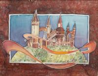 Fairyland.Children's Drawings