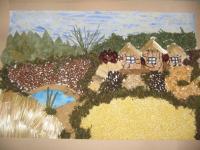 My native land! Сhildren's drawings