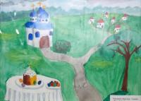 Homeland.Children's Drawings