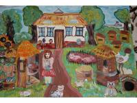 Colorful Motherland.Children's Drawings