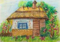 Tarasova house.Children's Drawings