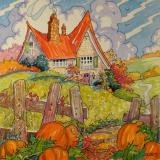 Autumn Cottage Two