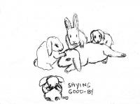 Good-By bunny