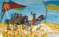 Kievan Rus.Children's Drawings
