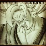 Goku Super Sayayin