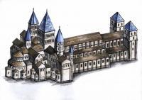 Cluny abbeys