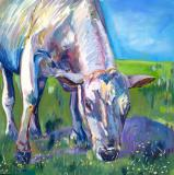 Lucky Legs cow
