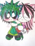 Mitsuru and Maneki