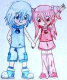 Moko and Bikou