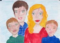 My family Ukraine