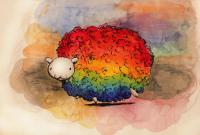 Nyan Sheep