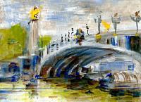 Paris, pont Alexandre-III
