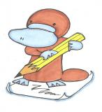 Platypus Drawing