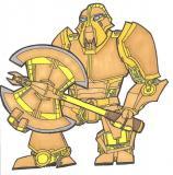 Trojan-esk Robot