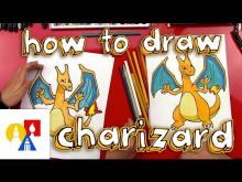 Embedded thumbnail for How To Draw Charizard
