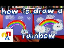 Embedded thumbnail for How To Draw A Rainbow