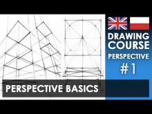 Embedded thumbnail for Drawing tutorial - Perspective basics