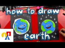 Embedded thumbnail for How To Draw Earth