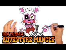 Embedded thumbnail for How to Draw Adventure Mangle
