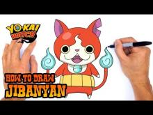 Embedded thumbnail for How to Draw Jibanyan