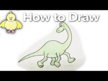 Embedded thumbnail for How to Draw Arlo Step by Step - The Good Dinosaur
