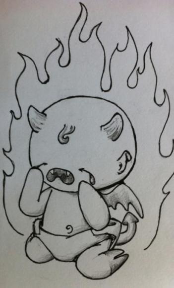Daemon babby