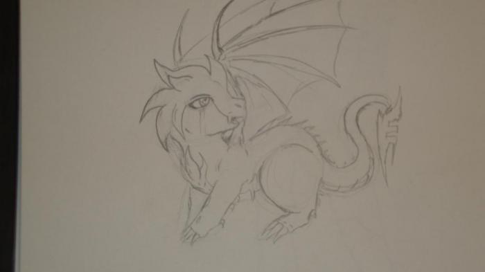 Dragon Pup Naos