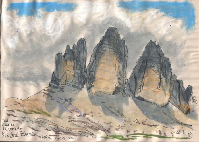 Drei Zinnen - Tirol