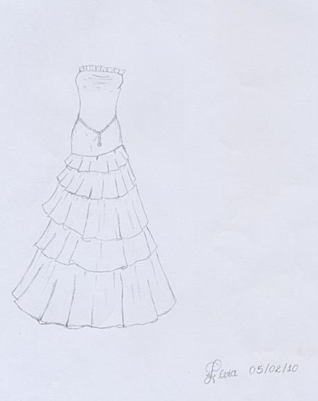 Dress People Drawings Pictures Drawings Ideas For Kids Easy And