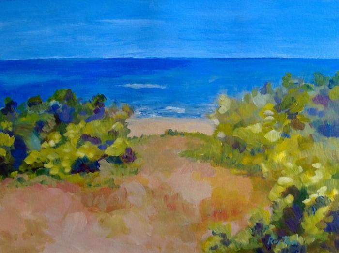Florida Shore
