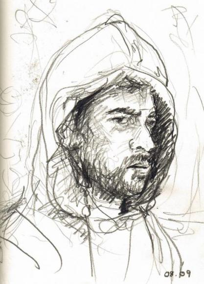 Hoodie. People. Drawings. Pictures. Drawings Ideas For Kids. Easy And Simple.