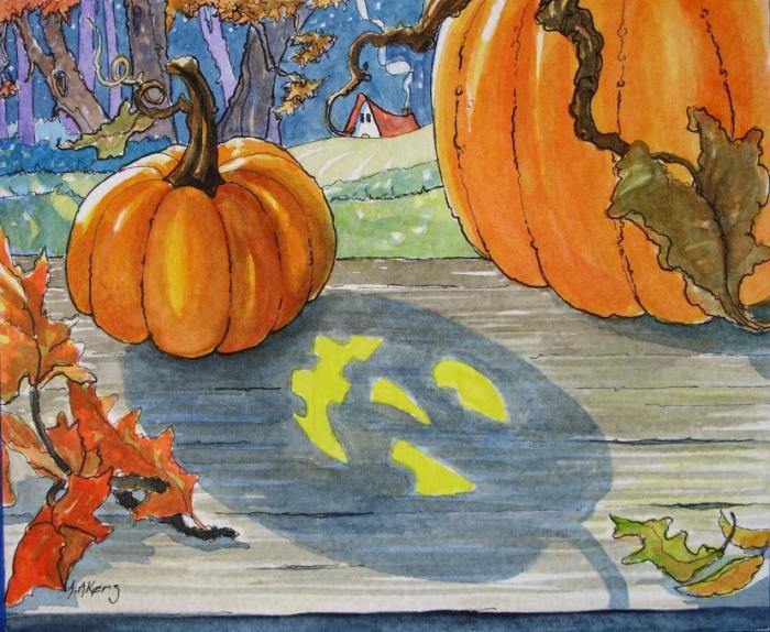 Little Pumpkin Big Halloween Dreams