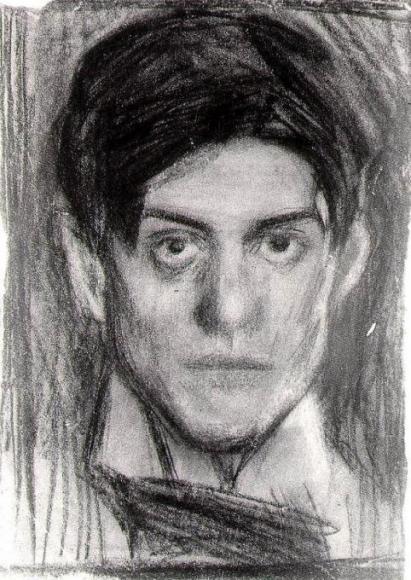 Self Portrait Engineering Drawing Drawings Pictures Drawings