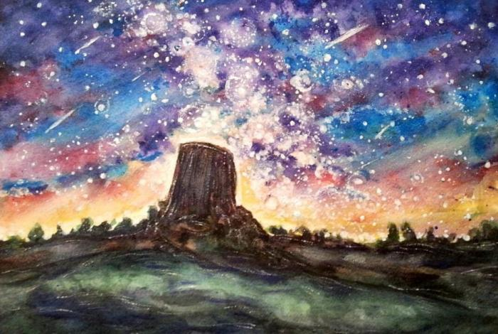Starry Tower