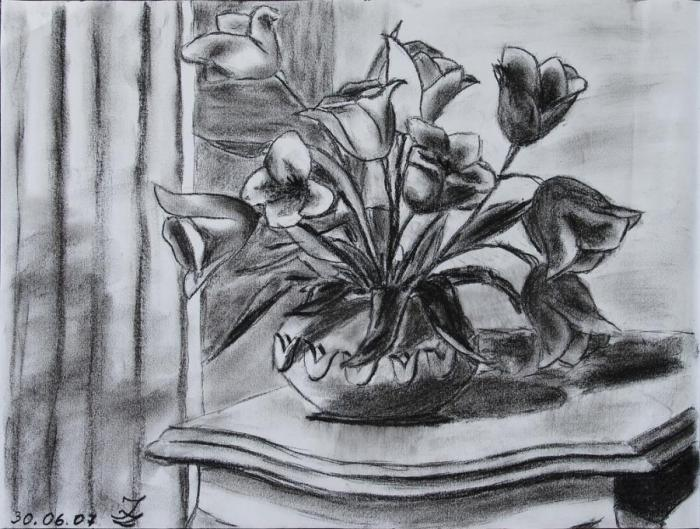 Tulips-graphic