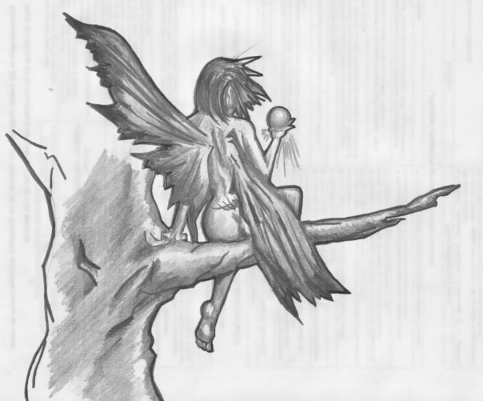 And snatches the wings