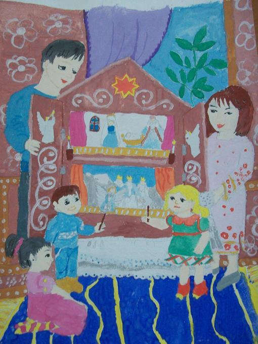 Holiday Happiness My Family Drawings Pictures Drawings Ideas For
