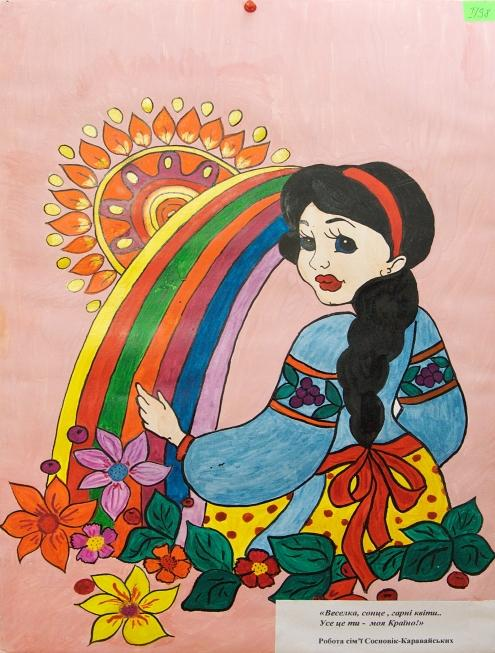 Rainbow People Drawings Pictures Drawings Ideas For Kids Easy