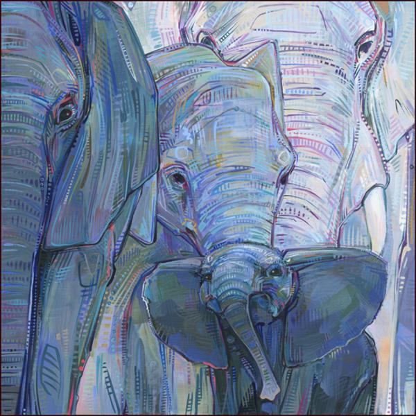 African Elephant Nature Drawings Pictures Ideas For Kids Easy And Simple