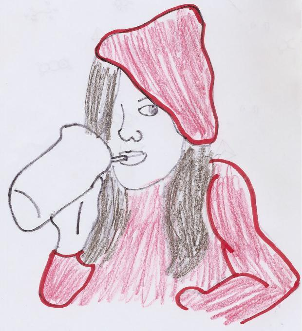 Cool kid people drawings pictures drawings ideas for for Cool drawing sites