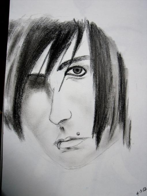 Emo drawing ideas