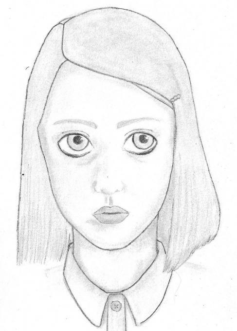 Margot Tenenbaum People Drawings Pictures Drawings