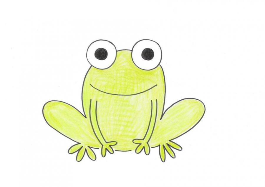 Frog Fairy Tale Characters Drawings Pictures Drawings