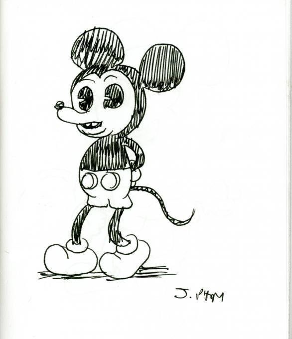 Mickey Mouse Fairy Tale Characters Drawings Pictures Drawings