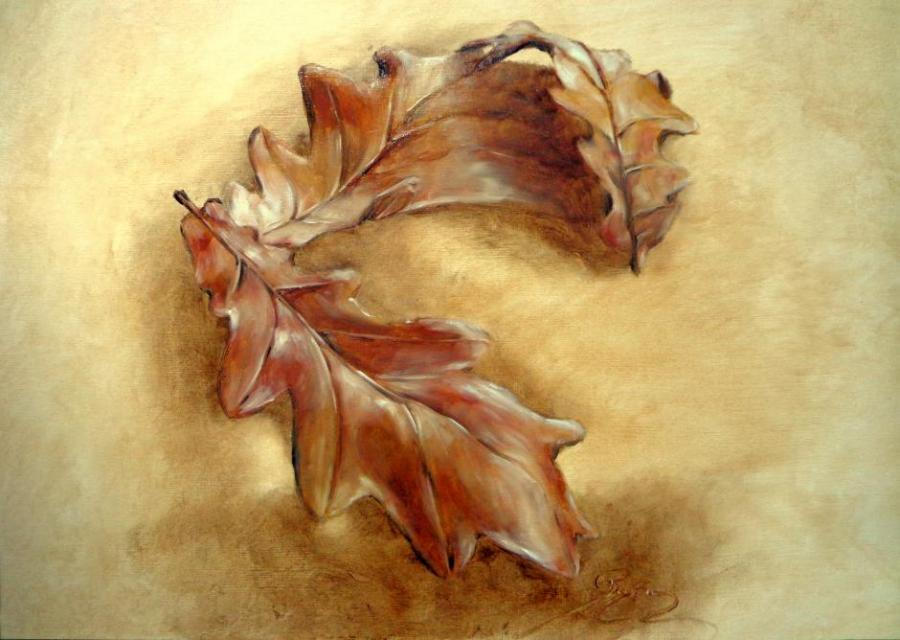 Oak Leaves Nature Drawings Pictures Drawings Ideas For Kids