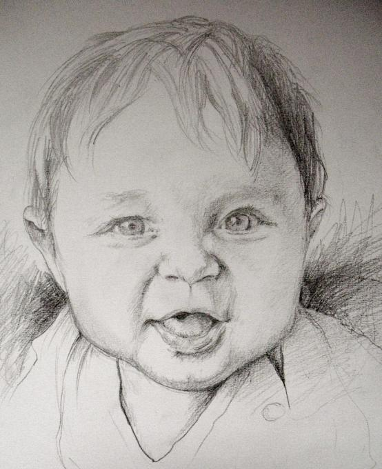 Portrait people drawings pictures drawings ideas for kids easy and simple