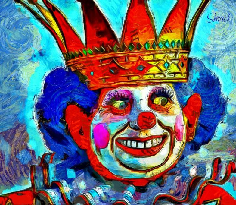 Scary Clown Life People Drawings Pictures Drawings Ideas For