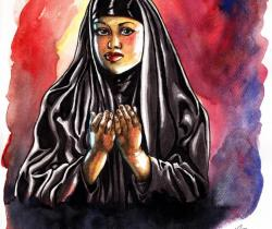 La Madonna della Pietà (Our Lady of Compassion)